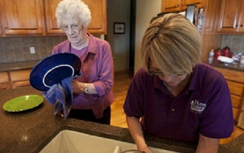 Helping Seniors Stay At Home