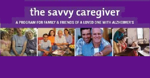 The Savvy Caregiver, multiple dates