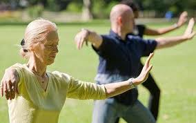 Tai Chi for Arthritis 8-week sessions