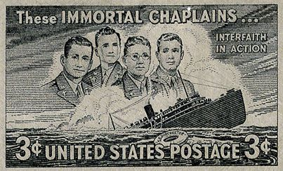 Albany Post presents Four Chaplains award to Saratoga War Horse co-founder Feb. 23