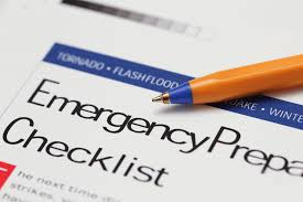 Emergency Preparedness is talk topic