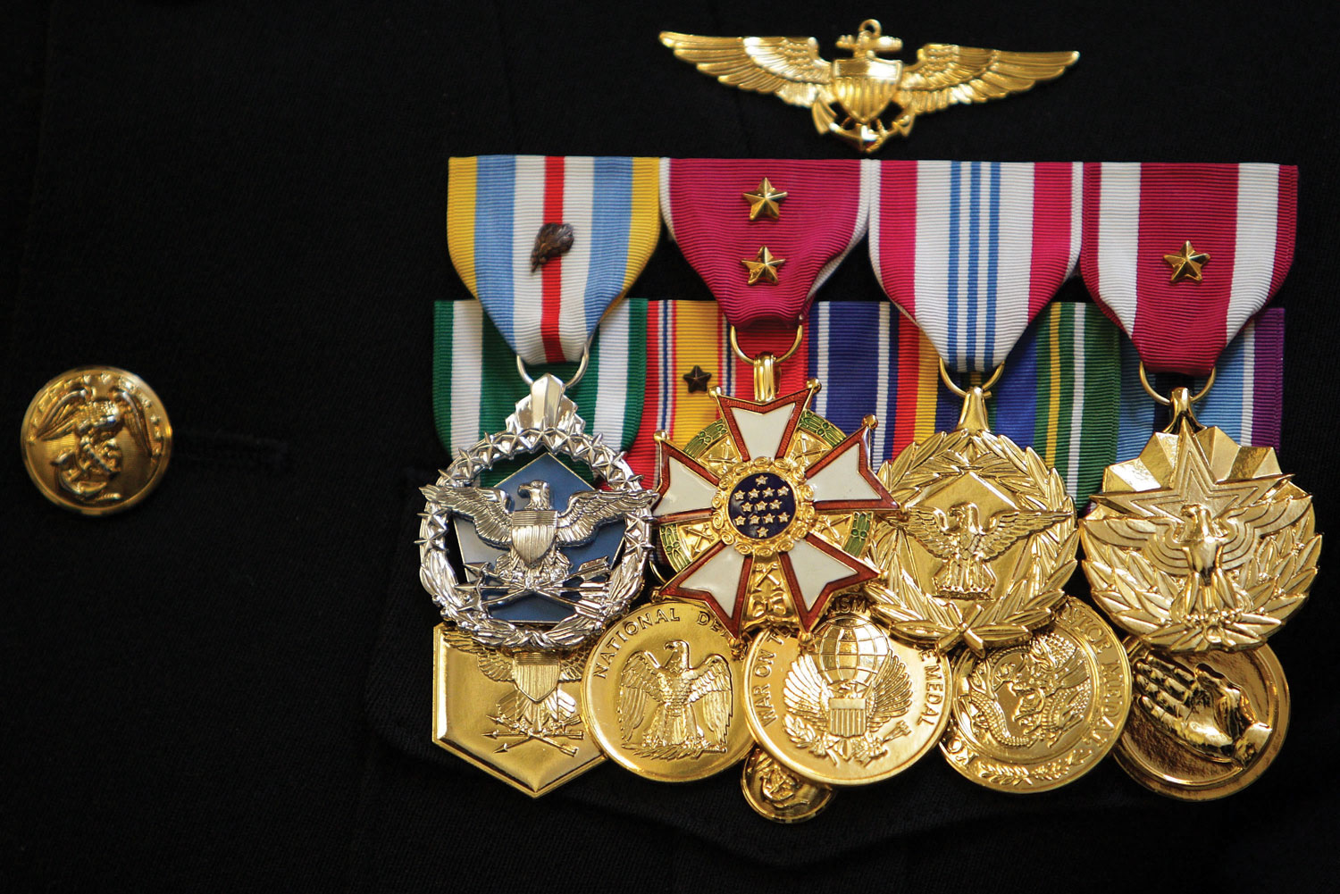 Annual exhibit at HVCC honors veterans