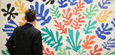 Matisse cutouts virtual exhibit at Crossgates