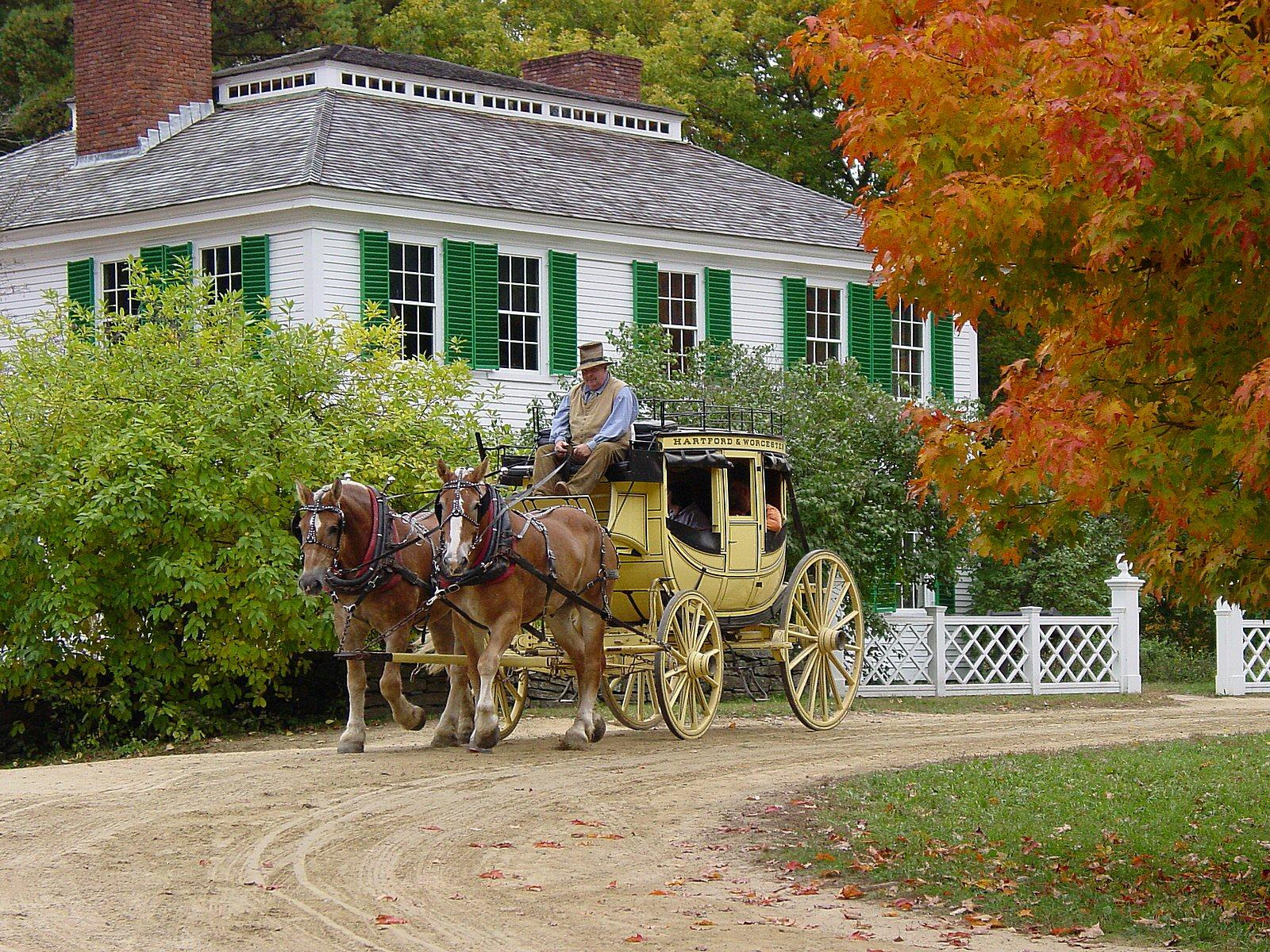 Mabee Farm plans Sturbridge bus trip