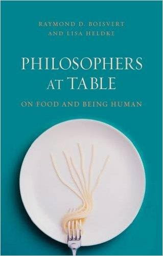 Author to discuss food and philosophy