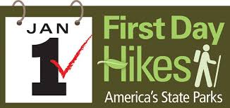 First Day Hikes scheduled at state parks