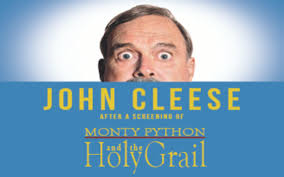 Actor John Cleese to speak at Proctors
