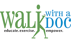 Walk With a Doc, make strides for health