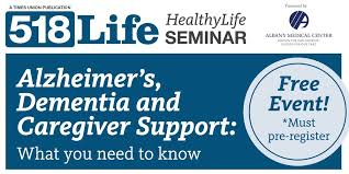 Alzheimer's caregiving seminar at Desmond