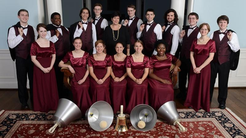 Bell choir performs at Schenectady church