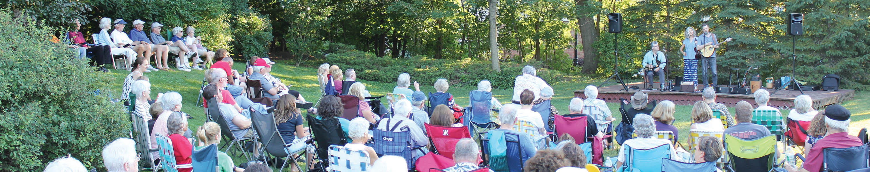 Evenings on the Green at Bethlehem Library