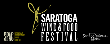 Wine, food and cars festival in Saratoga