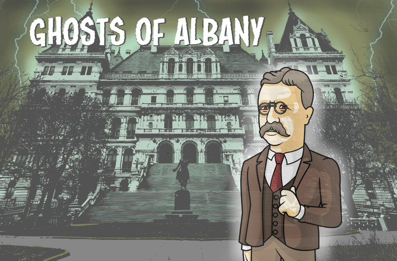 Ghosts of Albany tours celebrate season