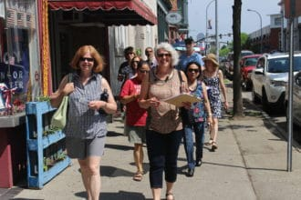 Taste of Troy food tours a culinary foray