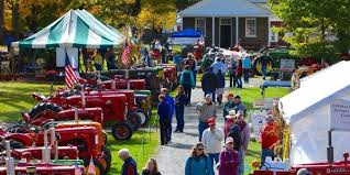 Enjoy autumn events at Farmer's Museum