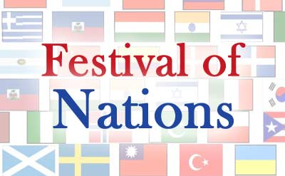 Festival of Nations at Empire Plaza Oct. 29