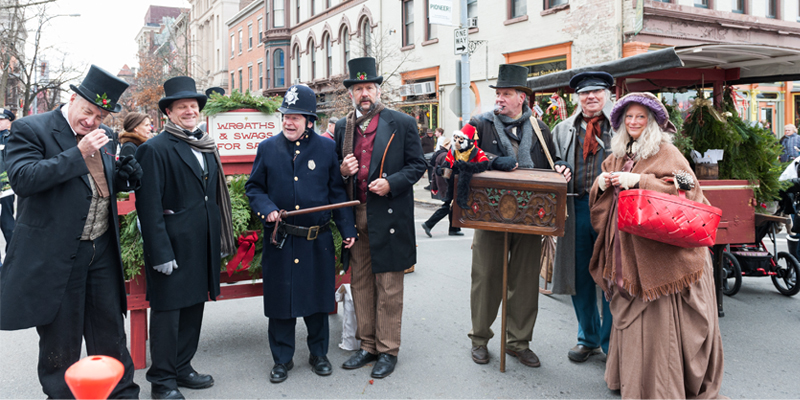 Victorian Stroll events fill Troy streets