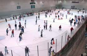 HVCC ice rink is open for holiday skating