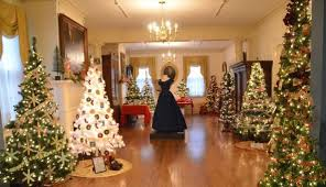 Festival of Trees at YWCA, historical society