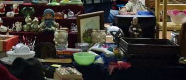 Appraisals offered at antiques show